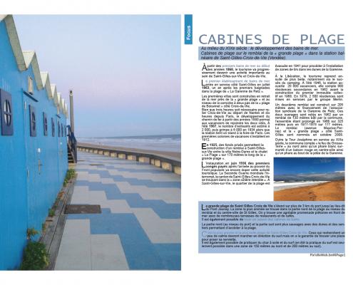 Création page magazine Confitacom Montaigu Vendée