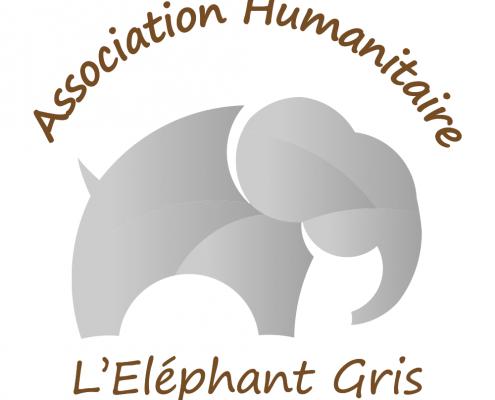 logo l'Eléphant gris Confitacom Montaigu Vendée